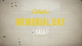 Cabela's Memorial Day Sale TV Spot, 'Guidewear' - Thumbnail 5