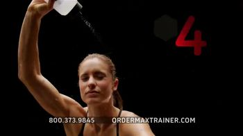 Bowflex Max Trainer Memorial Day Sale TV Spot, 'Total Body Workout' - Thumbnail 2