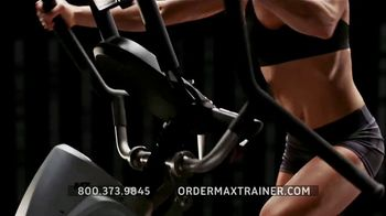 Bowflex Max Trainer Memorial Day Sale TV Spot, 'Total Body Workout' - Thumbnail 7