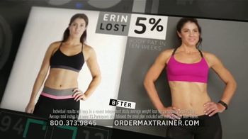 Bowflex Max Trainer Memorial Day Sale TV Spot, 'Total Body Workout' - Thumbnail 8