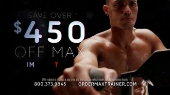 Bowflex Max Trainer Memorial Day Sale TV Spot, 'Total Body Workout'
