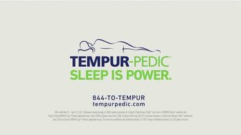Tempur-Pedic Memorial Day Savings Event TV Spot, 'Jog' Feat. Kristen Hetzel - Thumbnail 6
