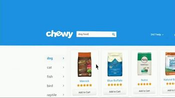 Chewy.com TV Spot, 'Chewy Keeps Our Pets Happy'