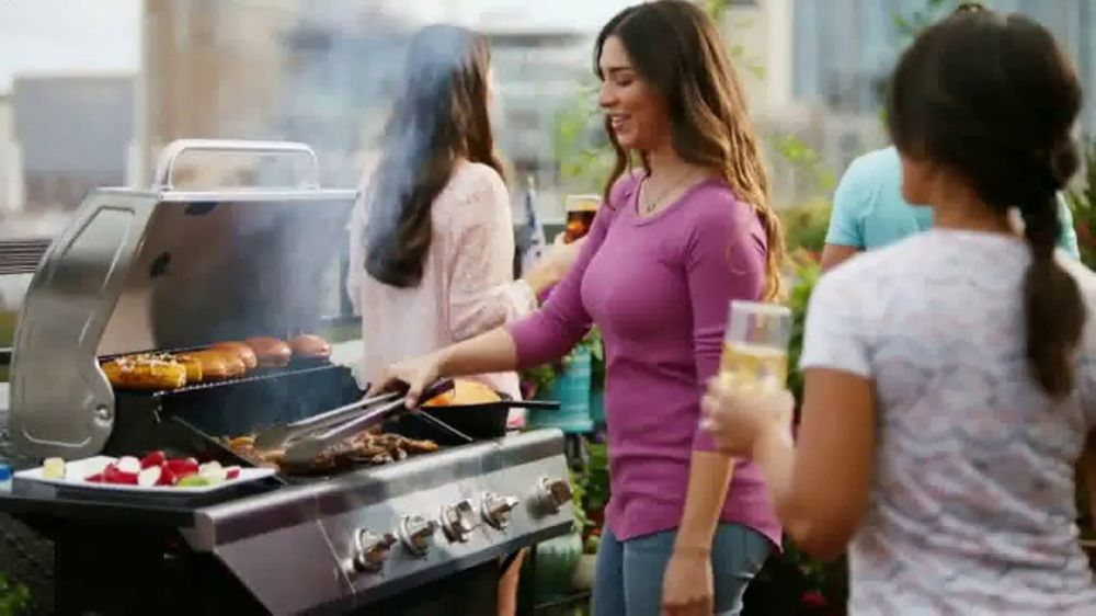 The Home Depot Memorial Day Savings Tv Commercial Grill