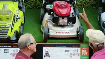 The Home Depot Memorial Day Savings TV Spot, 'Grill, Trimmer and Blower' - Thumbnail 2