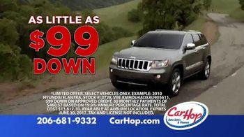 CarHop Auto Sales & Finance TV Spot, 'Bumps in the Road' - Thumbnail 3