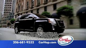 CarHop Auto Sales & Finance TV Spot, 'Bumps in the Road' - Thumbnail 4