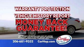 CarHop Auto Sales & Finance TV Spot, 'Bumps in the Road' - Thumbnail 6