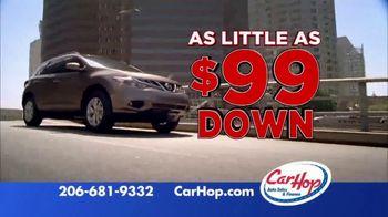 CarHop Auto Sales & Finance TV Spot, 'Bumps in the Road' - Thumbnail 7