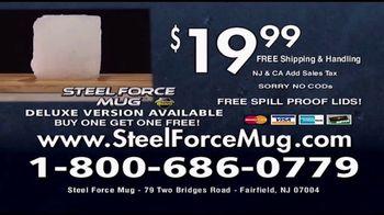 Atomic Beam Steel Force Mug TV Spot, 'Dual Wall Insulation' - Thumbnail 8