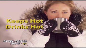 Atomic Beam Steel Force Mug TV Spot, 'Dual Wall Insulation' - Thumbnail 2
