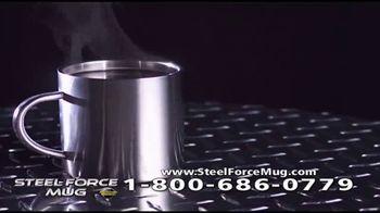 Atomic Beam Steel Force Mug TV Spot, 'Dual Wall Insulation' - Thumbnail 6