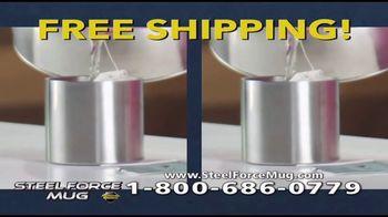 Atomic Beam Steel Force Mug TV Spot, 'Dual Wall Insulation' - Thumbnail 7