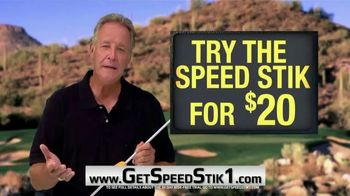 The Speed Stik TV Spot, '$20 Trial Offer' Featuring Bobby Wilson - 10 commercial airings