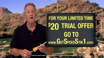 The Speed Stik TV Spot, '$20 Trial Offer' Featuring Bobby Wilson - Thumbnail 10