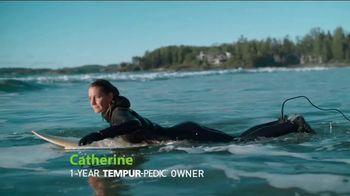 Tempur-Pedic Memorial Day Event TV Spot, 'Stronger' Ft. Catherine Bruhwiler - 435 commercial airings