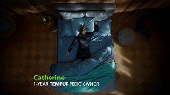 Tempur-Pedic Memorial Day Event TV Spot, 'Stronger' Ft. Catherine Bruhwiler - Thumbnail 2