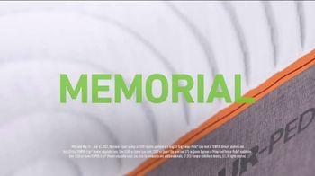 Tempur-Pedic Memorial Day Event TV Spot, 'Stronger' Ft. Catherine Bruhwiler - Thumbnail 7