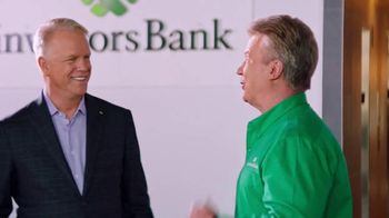 Investors Bank TV Spot, 'Good in Green' Feat. Phil Simms, Boomer Esiason