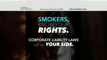 Weitz and Luxenberg TV Spot, 'Smokers and Asbestos' - Thumbnail 2