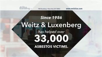 Weitz and Luxenberg TV Spot, 'Smokers and Asbestos' - Thumbnail 3