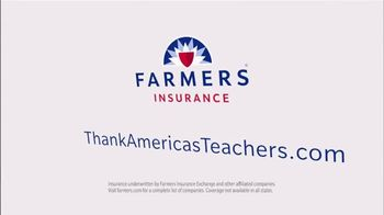 Farmers Insurance TV Spot, 'America's Teachers' - Thumbnail 10