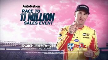 AutoNation Race to 11 Million Sales Event TV Spot, 'Ford Models' - Thumbnail 2