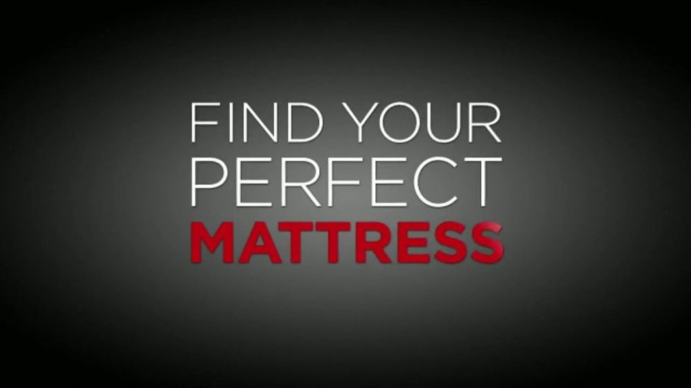 Mattress Firm Memorial Day Sale TV Commercial, 'Find Your ...