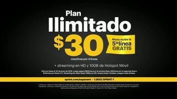 Sprint Unlimited TV Spot, 'Argenis' [Spanish] - Thumbnail 6