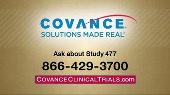 Covance Clinical Trials TV Spot, 'Study: Non-Smoking Healthy Adults' - Thumbnail 9