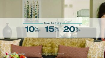 Overstock.com Memorial Day Sale TV Spot, 'Furniture and Rugs' - Thumbnail 3