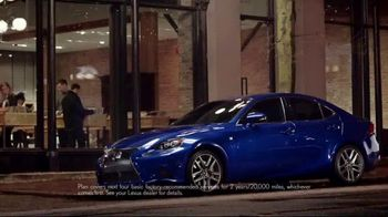 Lexus Spring Collection Sales Event TV Spot, 'L/Certified' [T2] - Thumbnail 4