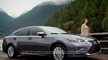Lexus Spring Collection Sales Event TV Spot, 'L/Certified' [T2] - Thumbnail 6