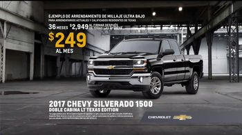 Chevrolet Etiqueta de Bono TV Spot, '2017 Silverado 1500' [Spanish] [T2] - Thumbnail 7