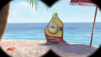 Capri Sun Roarin' Waters TV Spot, 'Despicable Me 3'