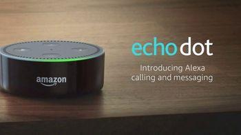 Amazon Echo Dot TV Spot, 'Call Mom' - Thumbnail 5