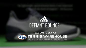 Tennis Warehouse TV Spot, 'What We Like Best: adidas Defiant Bounce' - Thumbnail 10