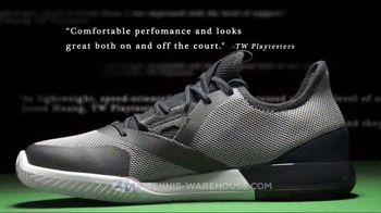 Tennis Warehouse TV Spot, 'What We Like Best: adidas Defiant Bounce' - Thumbnail 6