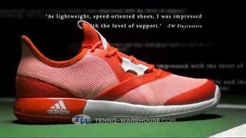 Tennis Warehouse TV Spot, 'What We Like Best: adidas Defiant Bounce' - Thumbnail 8