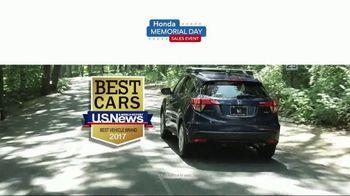 Honda Memorial Day Sales Event TV Spot, 'Don't Wait' [T2] - Thumbnail 5