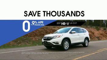 Honda Memorial Day Sales Event TV Spot, 'Don't Wait' [T2] - Thumbnail 6