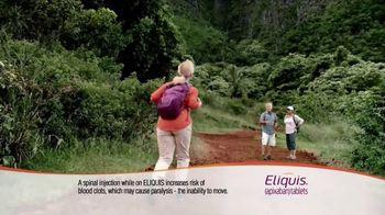 ELIQUIS TV Spot, 'Go for My Best' - Thumbnail 5