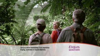 ELIQUIS TV Spot, 'Go for My Best' - Thumbnail 6