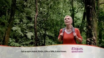ELIQUIS TV Spot, 'Go for My Best' - Thumbnail 7