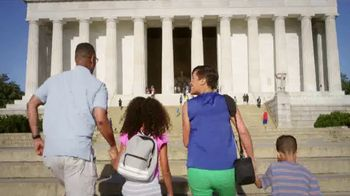 Washington, D.C. Tourism TV Spot, 'Cheers to the Best Summer Ever' - Thumbnail 1