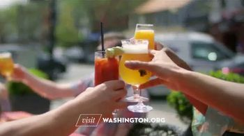 Washington, D.C. Tourism TV Spot, 'Cheers to the Best Summer Ever' - Thumbnail 7
