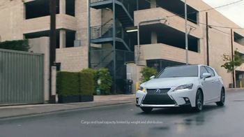 2017 Lexus CT TV Spot, 'The Luxury of Spontaneity' [T1] - Thumbnail 5