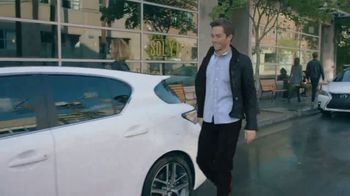 2017 Lexus CT TV Spot, 'The Luxury of Spontaneity' [T1] - Thumbnail 8
