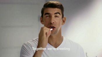 Colgate TV Spot, 'Saving Water With Michael Phelps & Colgate' - Thumbnail 7