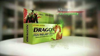 Dragon Pain Relief Cream TV Spot, 'Paramédico' [Spanish] - Thumbnail 3